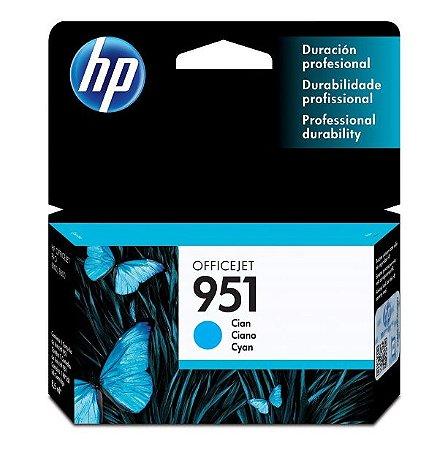 Cartucho de Tinta HP 951 (Cn050) Ciano 8,5ml