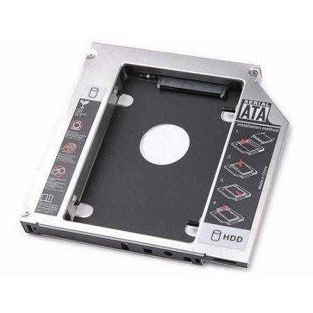 Case Adaptador Universal para Notebok 9.5mm  - Caddy