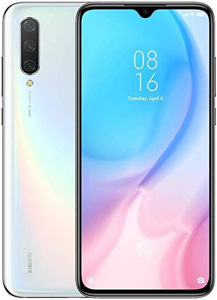 Smartphone Xiaomi Mi 9 Lite 128GB (Pearl White) Branco