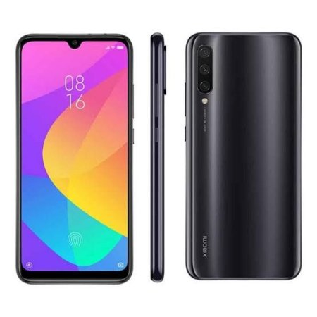 Smartphone Xiaomi Mi A3 128Gb ( Kind of Grey ) Cinza