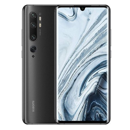 Smartphone Xiaomi Mi Note 10 128GB (Midnight Black) Preto