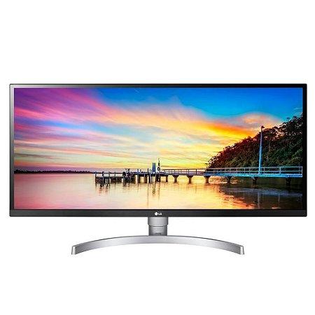 Monitor Gamer LG LED 34´ 34WK650-W Ultrawide, Full HD, IPS, HDMI - LG