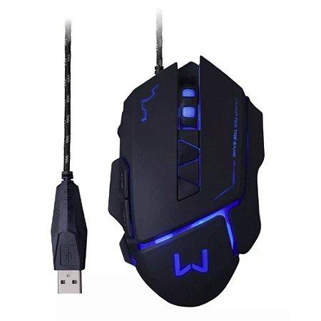 Mouse Gamer MO261 com 7 Botões - Multilaser