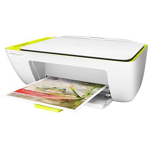 Multifuncional DeskJet Ink Advantage 2136 - Impressora, Copiadora e Scanner - HP