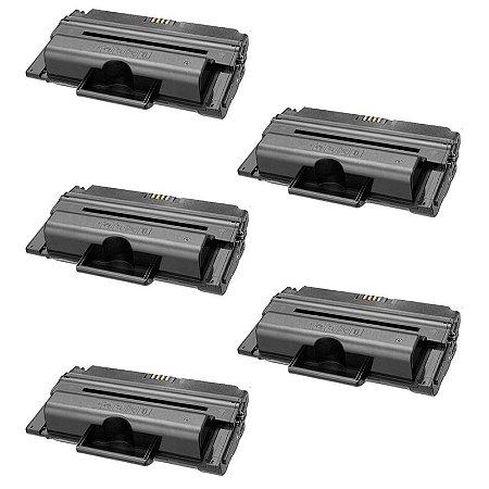 Kit 05 Cartuchos de Toner Compatível Samsung Mltd208