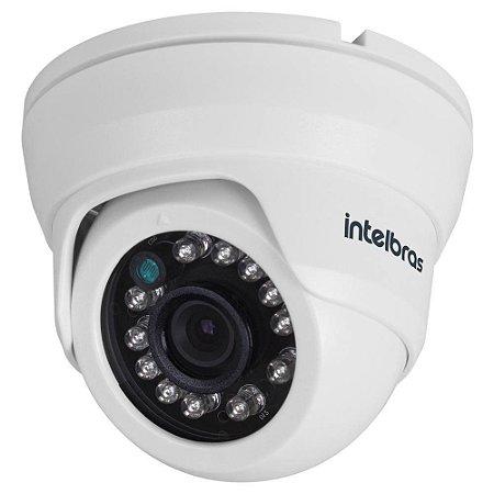 Câmera Infra Dome Vmd 1010 Ir 3.6mm 10m G3 - Intelbras