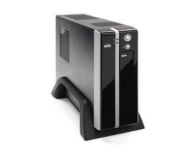 Gabinete Mini Itx Gi-9e8c - Kmex