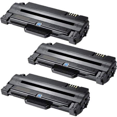 Kit 03 Cartuchos de Toner Compatível Samsung Scx4200