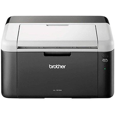 Impressora Hl-1212 Laser Monocromática Wireless - Brother