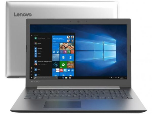 "Notebook IdeaPad 330 Intel Core i3  6006U Dual Core 2.0 GHz4Gb 1Tb 15.6"" - Lenovo"