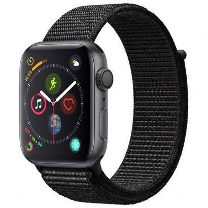 Apple Watch Series 4 44mm Edição Esportiva Preto