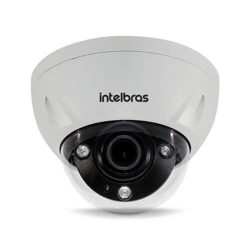 Câmera Ip Dome 4 Mpvip 5450 D Z - Intelbras