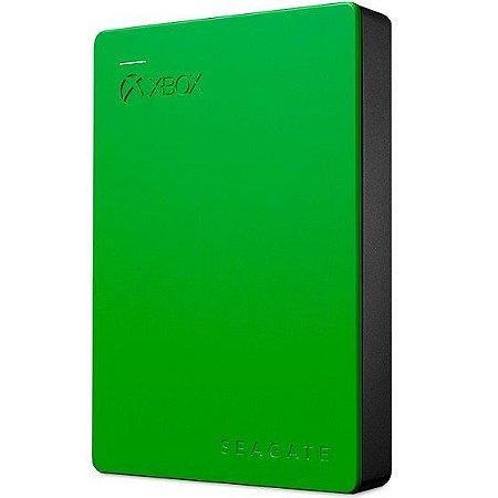 Hd Game Drive 4Tb para Xb360 Stea4000402 - Seagate