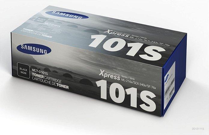 Cartucho de Toner Original Samsung MLTD101S