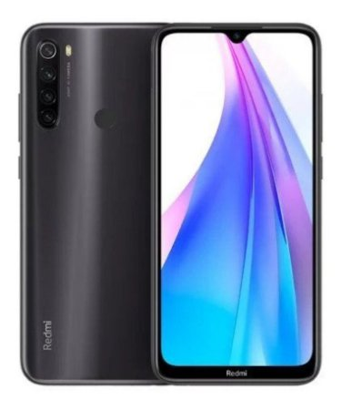 Smartphone Xiaomi Redmi Note 8T 128Gb (Moonshadow Grey) Cinza
