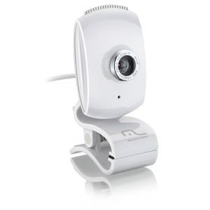 Webcam WC047 Facebook com Microfone Usb - Multilaser