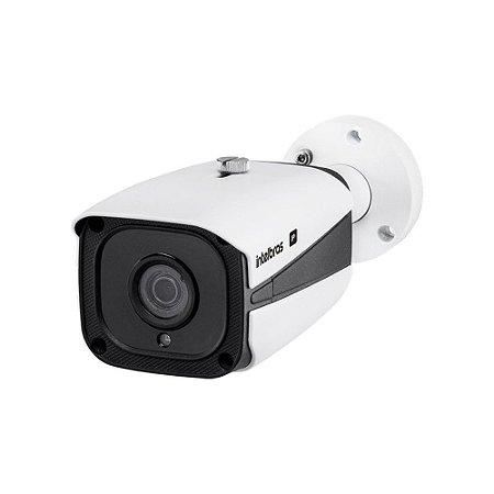 Câmera IP 2.0 MegaPixel Full HD Bullet Intelbras VIP 1220 B G3 Lente 3,6mm Infravermelho