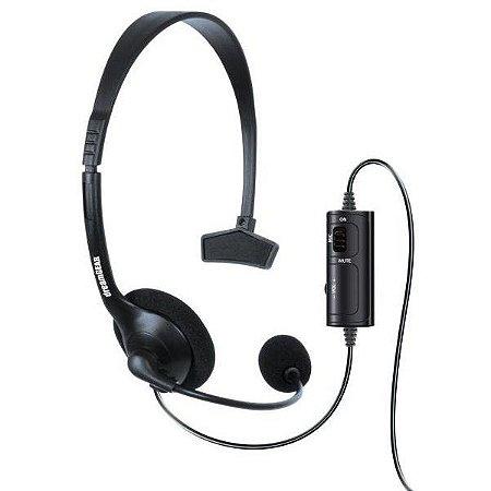 Headset com Microfone para Ps4 DGPS4-6409 - Dreamgear