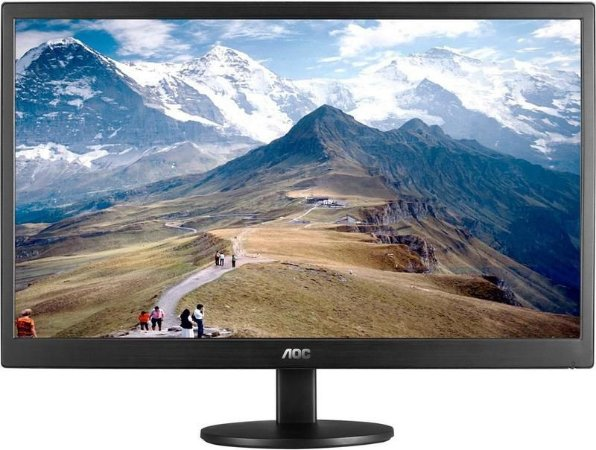 Monitor LED 21.5´ Widescreen Full HD VGA E2270SWN - Aoc