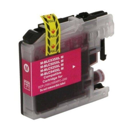 Cartucho de Tinta Compativel Brother LC505/509xl Magenta 11ml