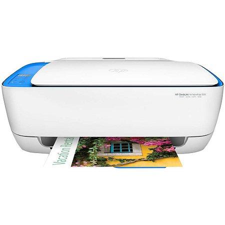 Multifuncional DeskJet Ink Advantage 3636 Wireless - Hp