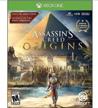 Jogo Assassins Creed Origins Xbox One - Ubisoft