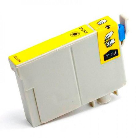 Cartucho de Tinta Compatível Epson TO634 Amarelo 12ml - Epson