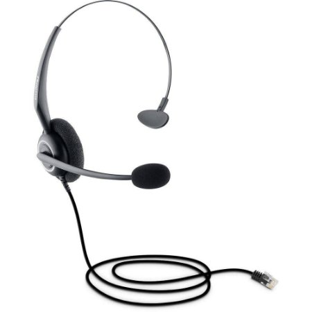 Headset CHS 55 Preto - Intelbras