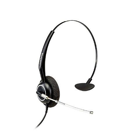 Headset Usb Ths 55 Preto -  Intelbras