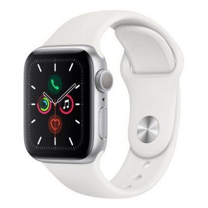 Smartwatch Apple Watch Series 5 40mm Alumínio Branco