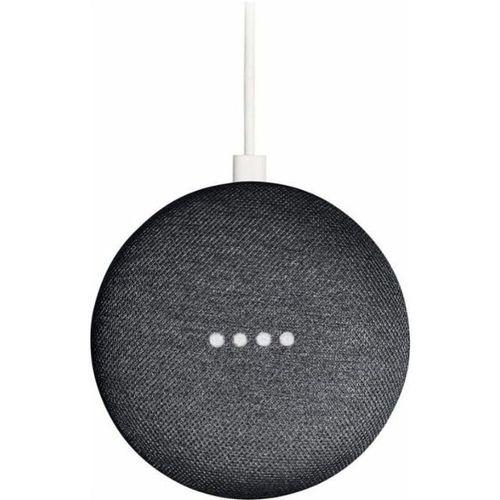 Google Home Mini Caixa De Som Assistente Pessoal - Charcoal (GA00216-US)