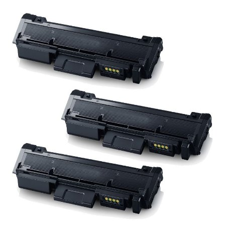Kit 03 Cartuchos de Toner Compatível Samsung Mlt-D116 L