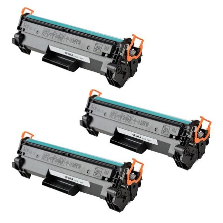 Kit 03 Cartuchos de Toner Compatível HP Cf248A
