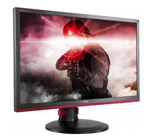 "Monitor Gamer LED 24"" 1ms 144hz Full HD Freesync Widescreen Profissional G2460PF - AOC"