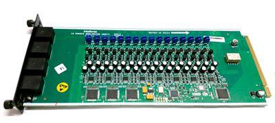 Placa Ramal anal UNNITI 2000/3000 16RA -Intelbras