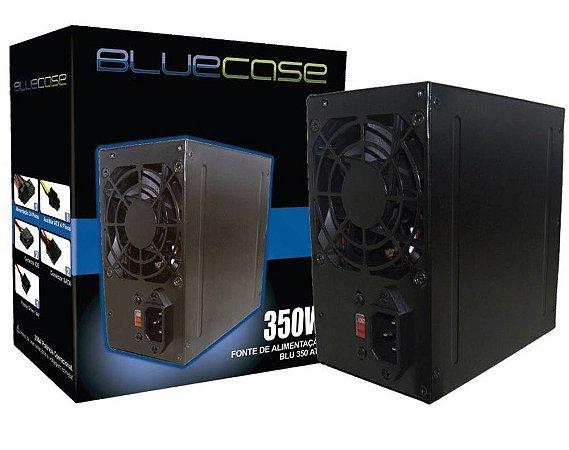 Fonte Atx 350w Blu 350k Atx - Bluecase