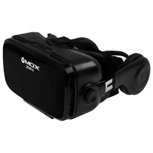 Óculos de Realidade Virtual 3D Vr10 Cod M Fone - Mox