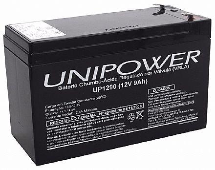 Bateria P/ Alarme / Fonte / Nobreak  12v - 9Ah