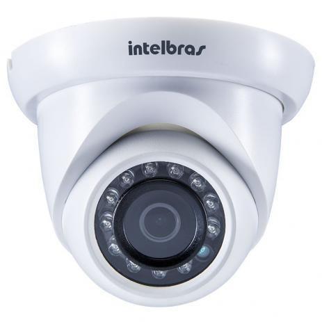 Câmera Dome 3 MP VIP S4320 2.8 - Intelbras