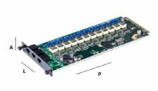 Placa Ramal Digital UNNITI 2000/3000 12 RD - Intelbras