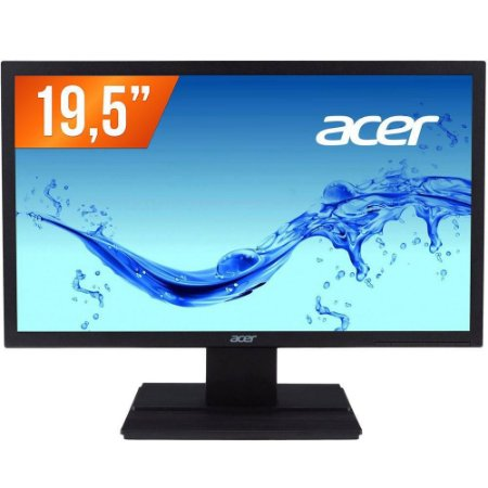 "Monitor Led 19,5"" HD V206HQL - Acer"