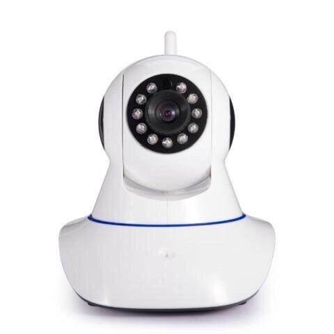 Câmera Robô com Ptz 360° Wifi Hd Panorâmica