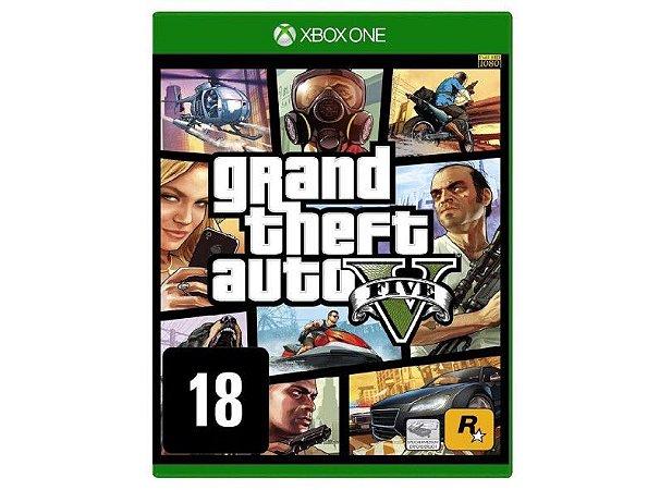 Grand Theft Auto V GTA - Xbox One