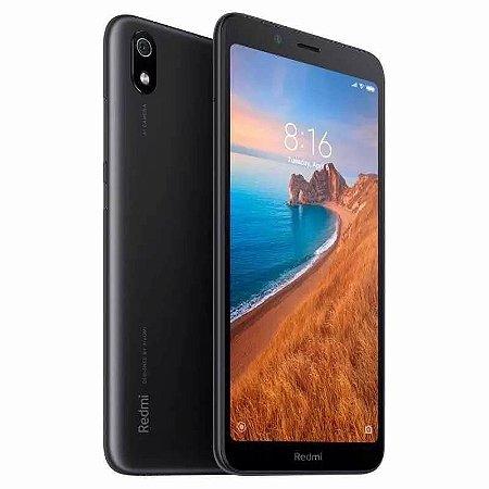 Smartphone Xiaomi Redmi 7A Dual Chip 16GB Matte Black