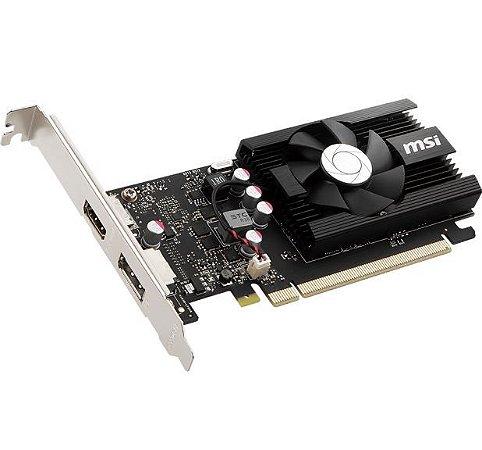 Placa de Video Geforce Gt1030 2Gb Ddr4 - Msi