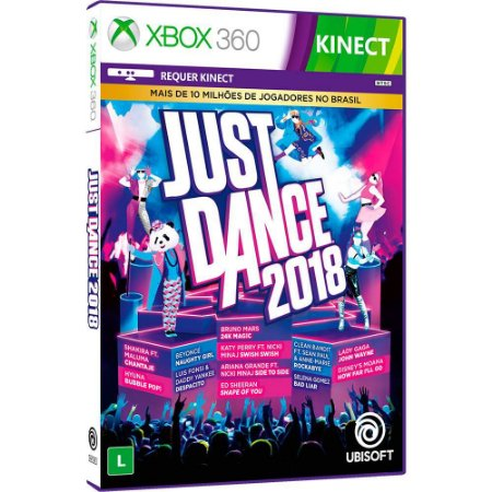 Just Dance 2018  X-box - Ubisoft