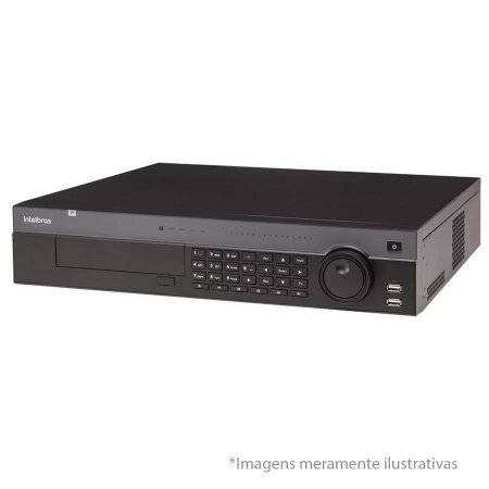 Dvr Stand Alone 32 Canais Full HD 4K NVD 7132 Intelbras