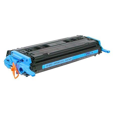 Cartucho de Toner Compatível Hp Q6001 Ciano