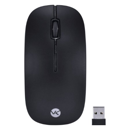 Mouse sem Fio 2.4ghz 1000dpi - Haoqing