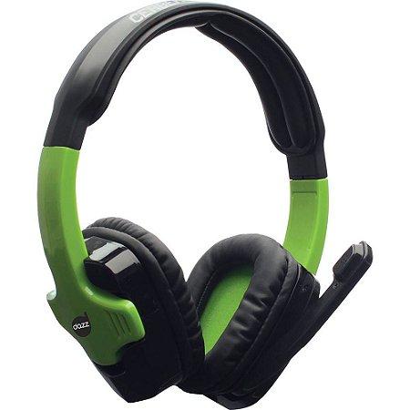 Headset com  Microfone Cerberus para  Xbox 360 621781 - Dazz